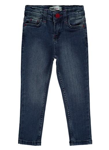 Civil Girls Kız Çocuk Pantolon  Mavi